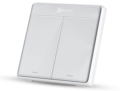 萤石 智能墙壁开关P1 远程控制 语音音箱控制