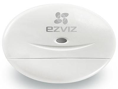 萤石 T2 无线门磁传感器 门窗专用 防盗报警