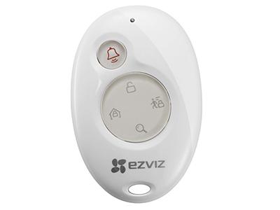 萤石 K2 无线遥控器 紧急按钮 一键紧急呼救