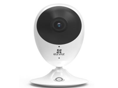 萤石  CS-C2C-32WFR  室内卡片摄像机摄像机    200W像素/2.8mm镜头,10米红外,支持Wifi,移动侦测报警,语音对讲