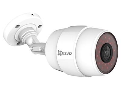 萤石  CS-C3C-31(W)FR  室外半球摄像机 100万像素/30米红外,支持Wifi,移动侦测报警,防水防尘(2.8mm/4mm/6mm)