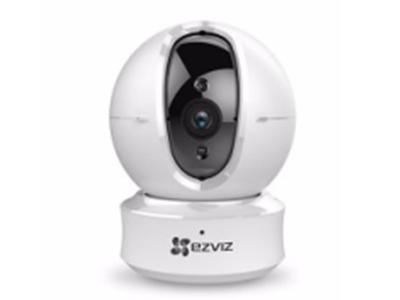 萤石  CS-C6HC-3B2WFR  云台摄像机 200万像素/340°旋转,10米红外,支持Wifi,移动侦测报警,移动追踪,镜头遮蔽,语音对讲
