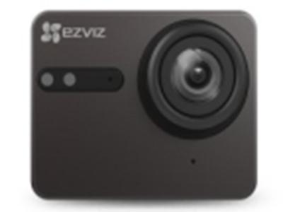 """萤石 S6  运动摄像机 """"1-更好的4K30帧画质 2-语音声控:拍照、录像,说一声就行 3-电子防抖:抖动情况下也拍得清晰 4-H.265编码:不损画质情况下,存储空间减半 5-Typc-C接口:容易插拔、传输速度提高3倍 6-最大支持256G内存卡"""""""