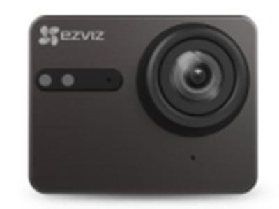 萤石 S5 Plus  运动摄像机 158度超广视角,4K高清,8G内存,支持蓝牙4.0+wifi,1200mAh