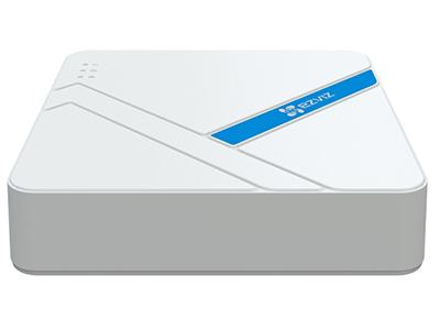 萤石  CS-N1P-204  网络硬盘录像机 4路/25M,带POE功能,支持1080P,1*HDMI,1*VGA,1*RCA,2*USB2.0,1*RJ45 10M/100M,4*POE 端口10M/100M,(1盘位)最大支持6TB