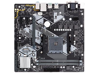 华硕 PRIME B450M-K 电竞游戏主板