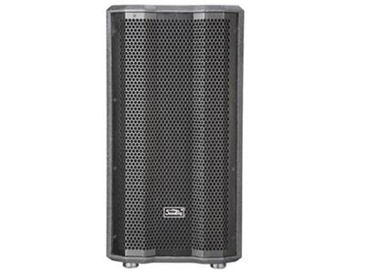 """音王  KT328AC 工程音响 """"类型  三分频有源音箱   频率响应  65Hz~18kHz(±3dB)   功放功率  1500W(EIAJ)   最大声压级(@1m)  135dB(峰值)   覆盖角(水平x垂直)  60°x60°   分频点(低频/中频)  350Hz/2kHz   低音  2x8""""/φ38mm 音圈   中音  1x2""""/φ50mm 音圈   高音  1x1.75""""/φ44mm 音圈   35mm 支架安装孔  是   输入灵敏度  0dBu   连接器  RCA/XLR   输入电"""