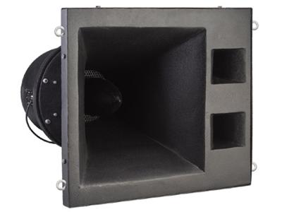 """音王  FW12 工程音响 """"类型  12""""""""二分频远程号角音箱   频率响应  200Hz~16kHz(±3dB)    140Hz~20kHz(-10dB)   灵敏度(1W@1m )  106dB   额定阻抗  8Ω   额定功率  300W(连续),1200W(峰值)   分频点  2.2kHz   低音单元  1x12""""""""  / 钕磁低频纸锥扬声器   高音单元  2x44mm高频压缩驱动器(1""""""""喉口)   覆盖角(水平x垂直)  50°x25°   最大声压级(@1m )  137dB   箱"""