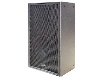 """音王  ST-66 线阵列音箱 """"类型  15""""二分频无源音箱 频率响应  70Hz~18KHz(±3dB) 45Hz~20KHz(-10dB) 灵敏度(1W@1m )  98dB 额定功率  低音:400W(连续),1600W(峰值) 高音:110W(连续),440W(峰值) 额定阻抗  低音:8Ω;高音:16Ω 覆盖角(水平x垂直)  60°x60° 分频点  1200Hz 低频扬声器  1X15""""低频纸锥扬声器/76mm音圈 高频驱动器  1X 75mm钕磁高频压缩驱动器 (1.4""""喉口)/ 75 mm音圈"""