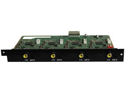 """FiFi  MT-AV-4OUT  四路AV(CVBS)复合视频输出卡 """"◆ 每卡支持4路信号输出; ◆ 支持视频及音频同时输出; ◆ 视频采用BNC接口,音频采用3.5音频接头; ◆ 24位真彩色像素格式; ◆ 3D去隔行,3D降噪,自动黑电平控制"""""""