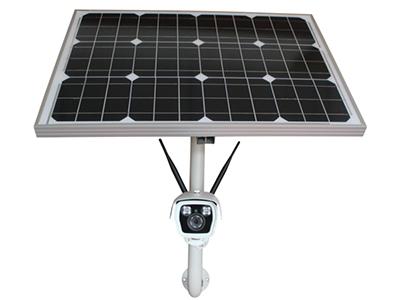 汉邦太阳能板供电系统