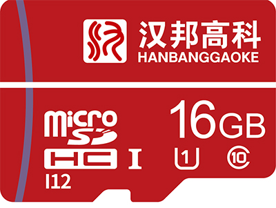 汉邦16GTF卡