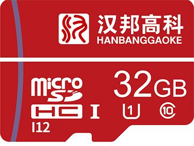 汉邦32GTF卡