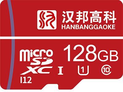 汉邦128GTF卡