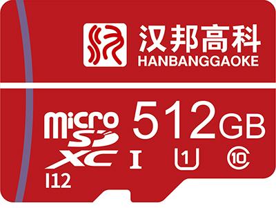汉邦512GTF卡