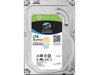 希捷硬盘2TB