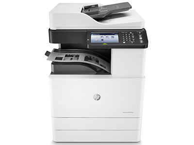 惠普M72625dn黑白激光多功能A3打印机复印复合机一体机