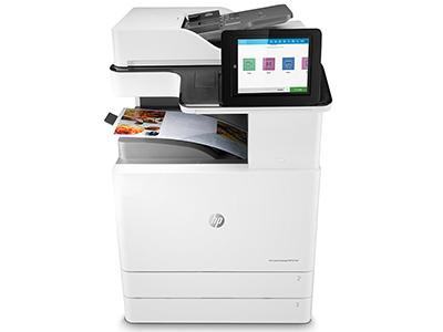 惠普E77422dn彩色A3激光打印机一体机