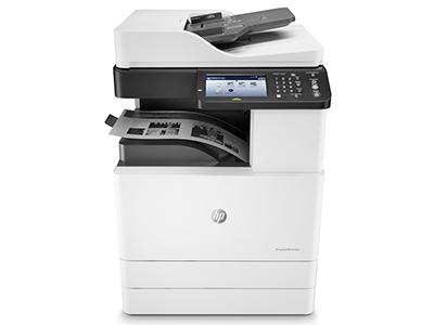 惠普M72630dn黑白激光多功能A3复合机打印机一体机