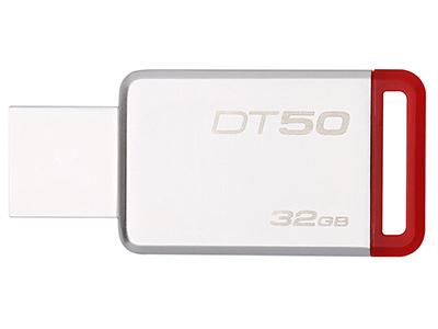 金士顿 U盘 DT50 USB3.1  16G 32G 64G 128G