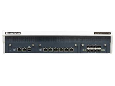 綠盟科技NFNX3-G4050M  并發連接數:并發連接數:400萬  吞吐量:8Gbps  網絡端口:6個GE電口(Bypass),1個RJ45管理接口,1個RJ45串口,1個擴展槽位接口  控制端口:2個USB口  VPN支持:IPSec VPN、SSL VPN、L2TP、GRE  管理:支持Web管理、串口管理、SSH管理  電源:交流冗余電源模塊  外形設計:2U