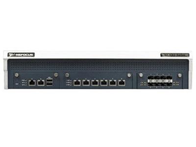 綠盟科技NFNX3-G4035M  并發連接數:4000000  吞吐量:8Gbps  網絡端口:1*RJ45串口,1*RJ45管理口,2*USB接口,6個千兆電口  VPN支持:支持  入侵檢測:擴展支持  管理:支持Web管理、串口管理、SSH管理  電源:冗余  外形設計:2U機架式