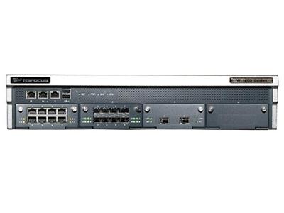 綠盟科技NF-NX3 Series T6100L-NDE-01  并發連接數:最大并發會話數:400萬  網絡吞吐量:三層吞吐量:16G  網絡端口:最高32個GE電口,最高32個SFP接口,最高16個SFP+接口,4個SLOT插槽,最高支持16路BYPASS(只電口),2個GE管理接口,1個RJ45串口  控制端口:2個USB口  電源:交流冗余電源   外形設計:2U