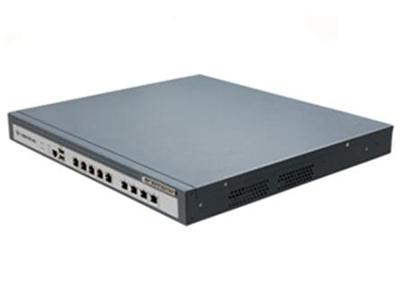 綠盟科技NFNX3-G2080M-D  并發連接數:50萬  吞吐量:600Mbps  安全過濾帶寬:1*RJ45串口,1*RJ45管理口,8個千兆電口Mbps  VPN支持:支持  入侵檢測:可擴展支持  管理:支持Web管理、串口管理、SSH管理  電源:冗余  外形設計:1U機架式