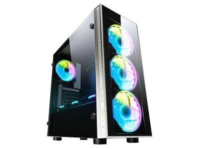 海盗P15竞技版白  五金尺寸:D380*W185*H425mm;USB标配:USB3.0*1,USB2.0*2