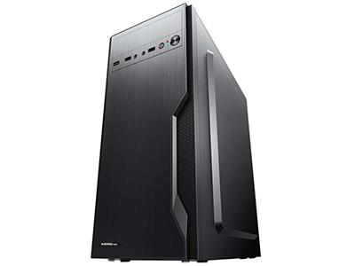 先锋2黑色  五金尺寸:D350*W185*H425mm;USB标配:USB2.0*2