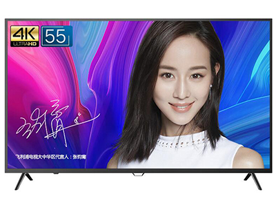 飞利浦55PUF6023  屏幕尺寸:55英寸 分辨率:4K(3840*2160) HDMI接口:3*HDMI 操作系统:Android 6.0 推荐观看距离:4.1-5.0米