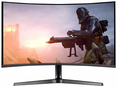 三星C27JG52QQC  屏幕尺寸:27英寸 面板类型:VA 最佳分辨率:2560x1440 可视角度:178/178° 视频接口:HDMI×2,Displayport