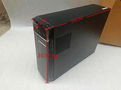 联想原装机箱 带电源 主板 CPU风扇 带联想包装 家悦H3050