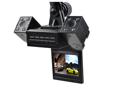 汽车宝贝AD-368行车记录仪双镜头