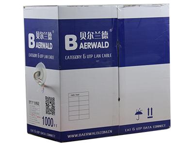 超五类4对非屏蔽双绞线BLD4A-UC5E(乳白色)