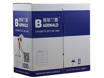 超五类4对非屏蔽双绞线BLD4A-UC5E(橙色)