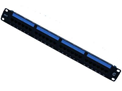 六类24口非屏蔽配线架(钻石款) BLDS24-UC6
