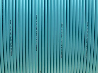 室内万兆多膜12芯光缆GJFJV-12A-OM3 (2)