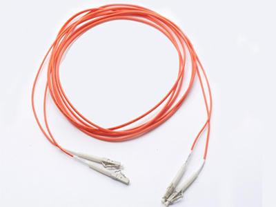 多模LC-LC光纤跳线(双芯)BLDM55-2-OM1-3