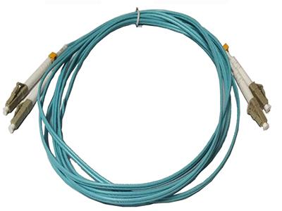 多模万兆LC-LC光纤跳线(双芯)BLDM55-2-OM3-3
