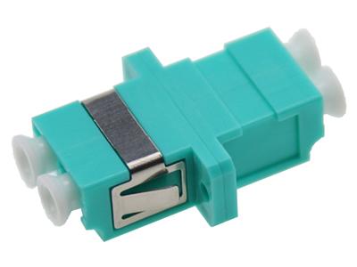 SC型LC双工光纤适配器(OM3)BLFFC-55-2-SC-OM3