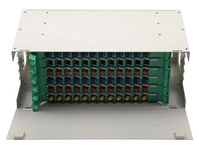 贝尔兰德  72口ODF光纤单元箱  BLDPF72-ODF