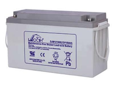 理士DJM12150 12V150AH蓄电池
