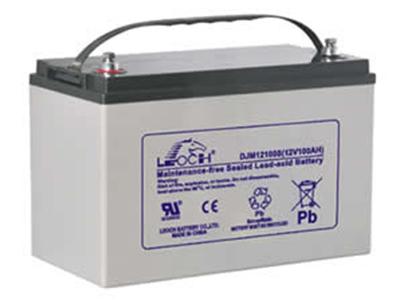 理士DJM12100 12V100AH蓄电池