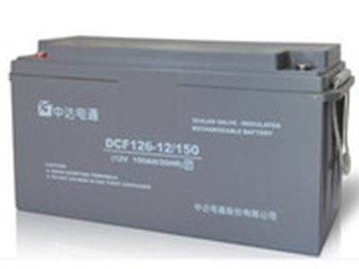 台达蓄电池12V系列
