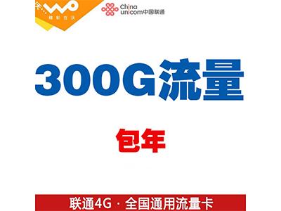 联通300G包年