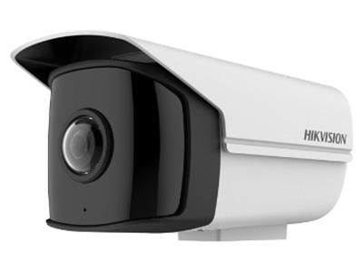 海康威視400W廣角攝像機 180° 水平視場角、支持SD卡、內置麥克風、支持音頻/報警接口