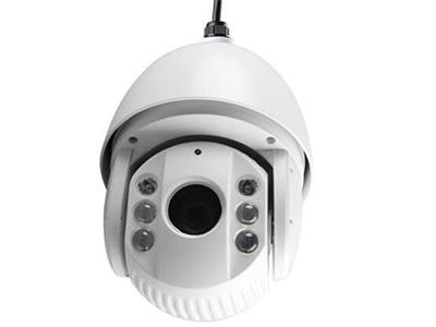 7寸200萬高清全彩球機  Smart跟蹤、120dB寬動態、可見光補光:30米,紅外補光:150米,支持Micro SD卡、支