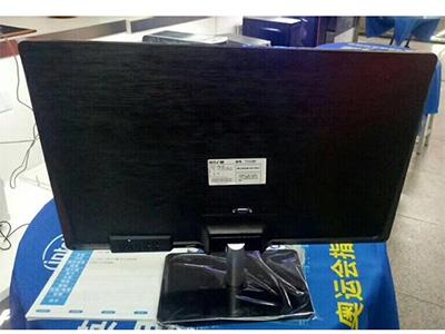 現代19寸顯示器黑色