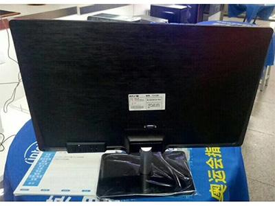 現代19.5寸顯示器黑色